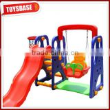 Safe play set slides children indoor playground plastic playsets good climbing slide play set