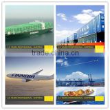 Competitive and low price air/sea freight rates shipping from foshan/guangzhou/shenzhen to AUCKLAND New Zealand
