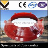 High-Chromium Alloy Cone Crusher Wearing Parts,Cone Crusher Wearing, Concave And Mantle