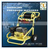 A 6.5HP Gasoline high pressure cleaner floor cleaning machine mini wash machine High Pressure Washer car washing machine