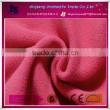 Best selling high quality 100% polyester polar fleece fabric /polar fleece for blanket/custom color