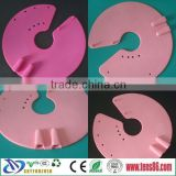 silicon rubber electrode pads for breast massage, conductive rubber electrode pad