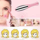 Top Beauty Iontophoresis Electric Vibration Eye Face Massager Anti-Ageing Wrinkle Lifting Device