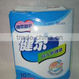 adult diaper hydrophilic pads