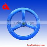 gete valve handwheel with painting