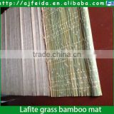 FD-16405 bamboo curtain woven by lafite grass/outdoor bamboo roll up shades