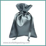 satin cosmetic pouch bag