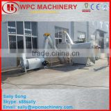 plastic PET bottle washing and cleaning machine line