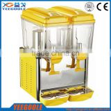 juice dispenser with cooling and heating function