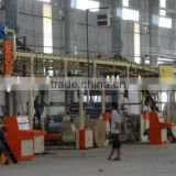 Conveyor bridge/Corrugated board production line