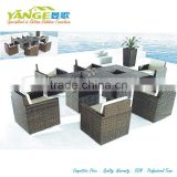 Inquiry about import terrace leisure ratan garden furniture from china