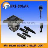 Solar power mosquito repellant led light/pest killer lamp