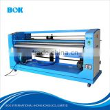 Automatic apparel Machine Aligning Scotching Cloth Rewinder stretch machine for textile/fabric