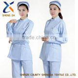 Bulk Fashionable Nurse Uniform Designs ,Hospital Staff Medical Uniform Design