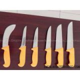 Manual Cattle Skin Removed Knives