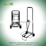 travel iron shopping trolley cart