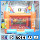 SUNWAY bounce house material giant inflatable bounce house frozen