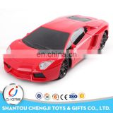 Bland new plastic 4 channel cartoon mini toy remote control car
