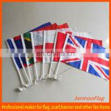 UK car flag England car flag
