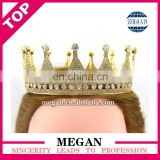 High quality princess rhinestone crown