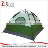 Large Pop Up Camping Hiking Tent Automatic Instant Setup Easy Fold back tents