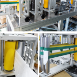 Automatic folding mask production line(KN95)