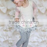 custom Children girls boutique clothing sets remaker in girl's clothing set fall 2015