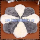 Wholesale Circular Sheepskin Rugs Carpet for Home Decorative                                                                         Quality Choice                                                     Most Popular