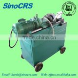 Rebar Thread Rolling Machine, Rebar Rib-peeling and Threading Machine, Building Machine