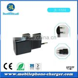 Free sample EU plug wall charger for mobile phone 5V 1A USB travel charger