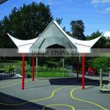 Special with logo steel structure ethyl tetra fluoro ethylene for outdoor hotel tent