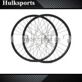 Wholesale carbon 29er mtb wheels disc hub mtb bicycle wheel tubeless mountain bike carbon wheelset
