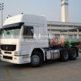 2015 hot sale cheap Howo automatic transmission tractor truck price list made in china