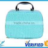 fashion 2016 ladies girls Cosmetic Bags Cases women famous brands wholesale OEM/DEM HR160403B