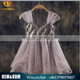 2016 Children Clothing Brand Hot Style Girl Sequins Dress Princess Bubble Skirt Sasha Vujacic Skirt Agaric Lace Dress
