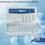 home automation X10/PLC system RF transmitter with timer