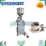 Guangzhou Sipuxin direct sale stainless steel semi-auto filling machine for coffee