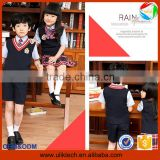 2016 Manufacturer new international school uniforms for korean school unifrom children wholesale high school unifroms (ulik-001)