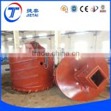 High quality rotary drilling rig drilling tool rock soil clay sand bucket auger
