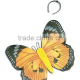 Best selling fancy dress butterfly wings with feather decoration for ladies girls WG2033