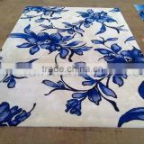 Best Patchwork Rugs, Colorful Floral Area Rugs, PP Rug