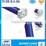 45mm manual electric awning tubular motor/small clutch motor