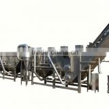 Advance International Standards Banana Chips Processing Line