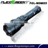 New hunting q5 rechargeable led metal flashlights torches