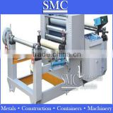 Roller machine for steel sheet