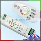 led touch dimmer, 1 remote to 1 controller led RF dimmer, DC12V led RGB touch controller