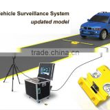 Under Vehicle Searching Machine UVSS