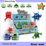 Baby Jumping Toys Handgum DIY Magic Thinking Putty Soft Clay