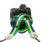 World Cup Brazil Team Camera Straps flag or football For Nikon for Sony for Canon for Olympus for Pentax for Leica
