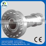 Manufacturing heavy parts Transmission Shaft for hydraulic press